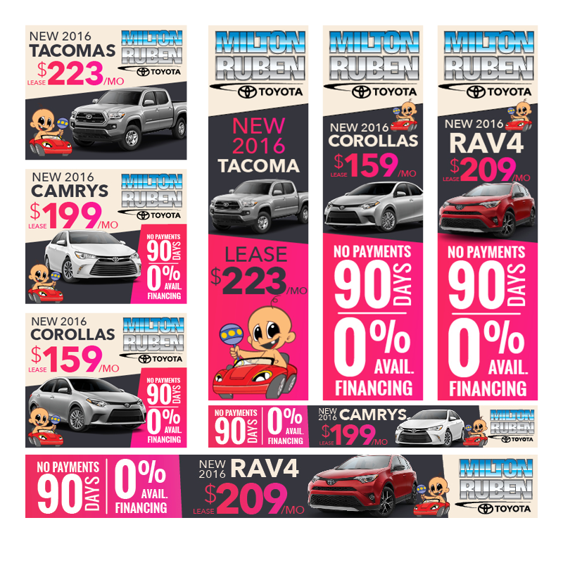 Nissan Year End Clearance M3 Autoworks Gallery   Automotive Advertising